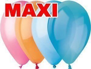 """1101-0461 12"""" Пастель ассорти MAXI,500шт"""