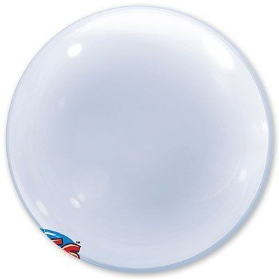 "1202-1084 П BUBBLE DECO 20"" б/рис Уп"