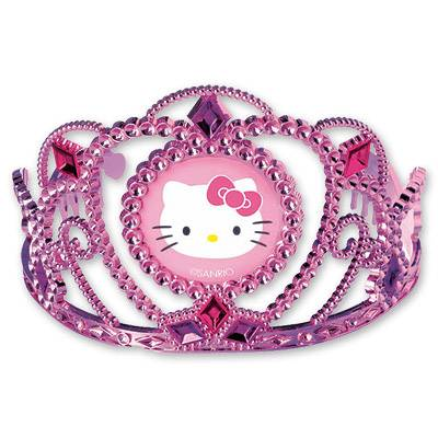 1501-1394 Тиара Hello Kitty/A