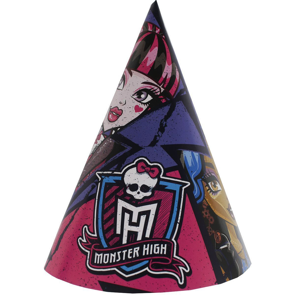 1501-1927 Колпак Monster High 8шт/А