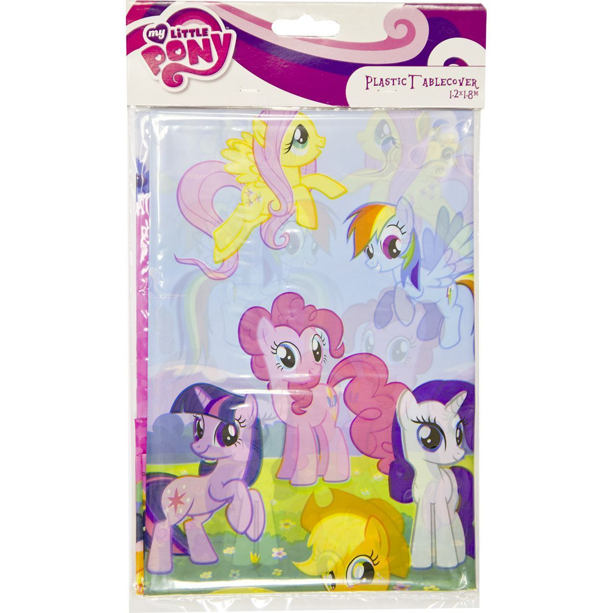 1502-1330 Скатерть п/э My Little Pony 1,2х1,8м/А