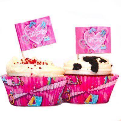 бумажные корзинки для кексов