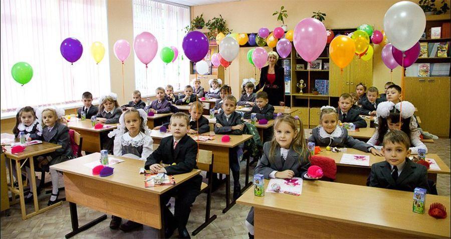 идеи украшения школы и класса на праздник 1 сентября фото